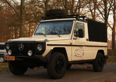 Mercedes-Genz G-klasse GD 300 PICK-UP